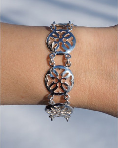 Armband Sonnenrad