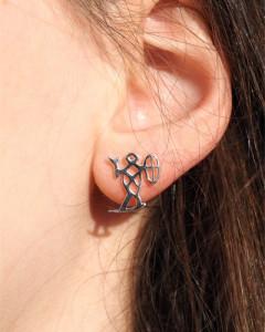 Earring sjaman