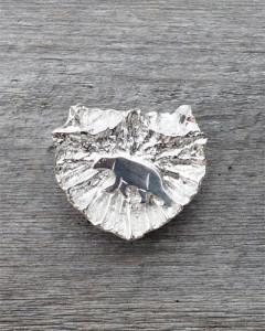 Isbjørn brosje nr. 71