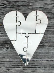 Hjertebrosje STRUKTUR