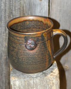 Tana cup brown