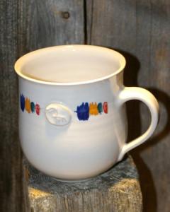 Tana cup white