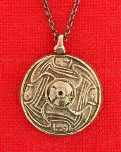 Pendant from Merovingian time