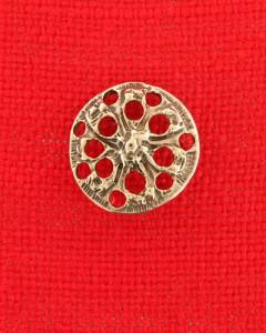 Brosche aus der Vikingerzeit