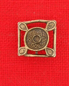 Brooch from Viking Period