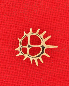 Samisk inspirert solbrosje nr. 262